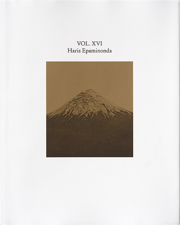Vol. XVI, Haris Epaminonda